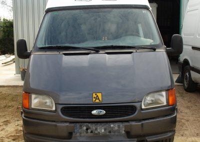 Ford Transit II