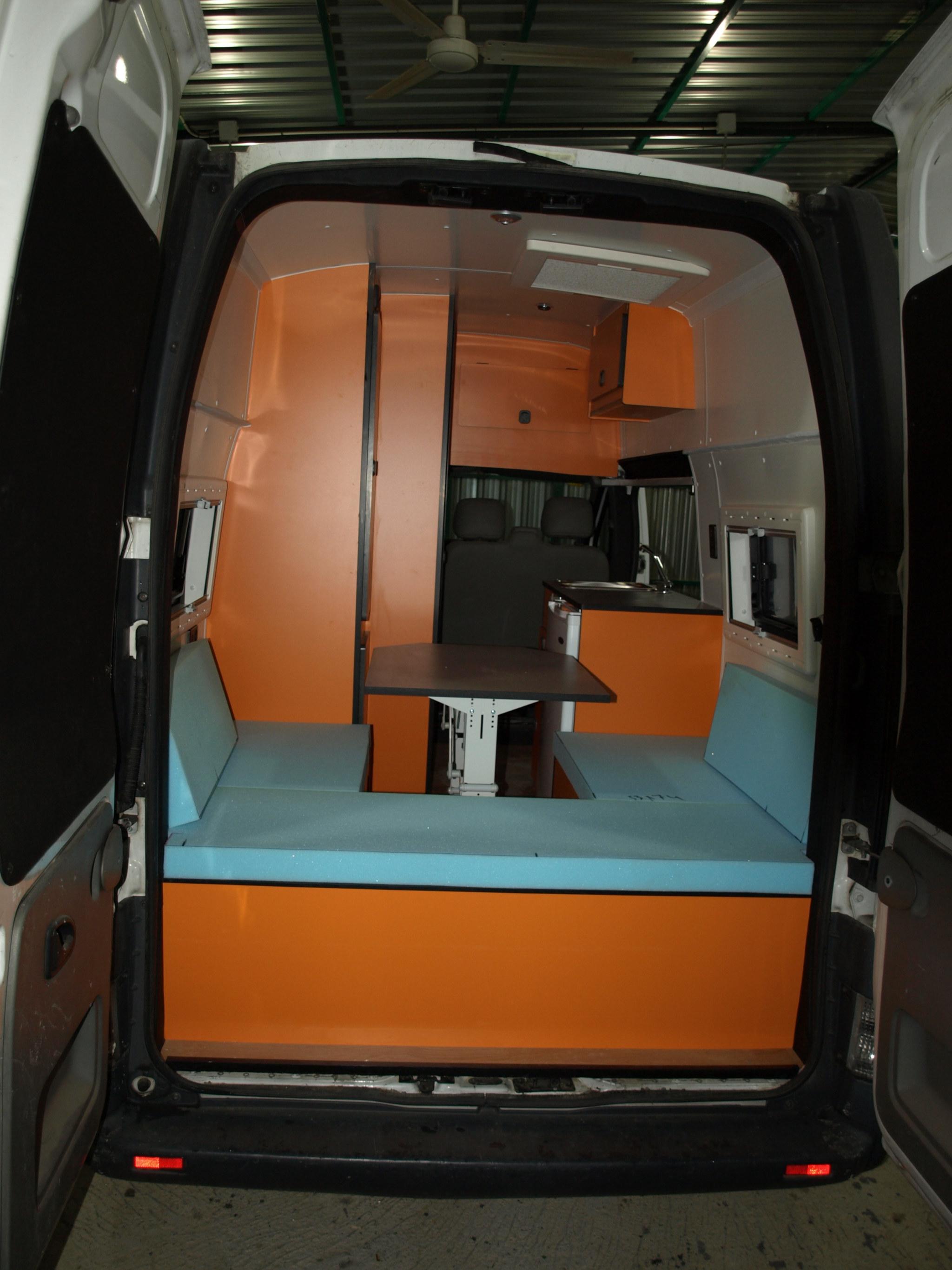 Renault Trafic L1  H2