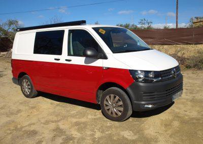 Volwagen transporte T6