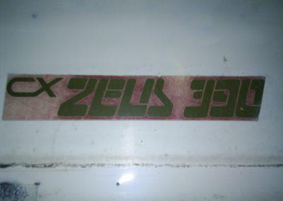Moncayo Zeus 390 Antes